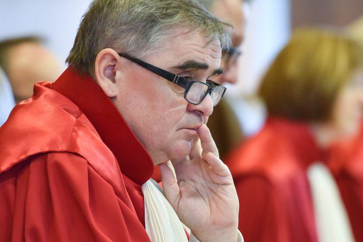 Verfassungsrichter Müller