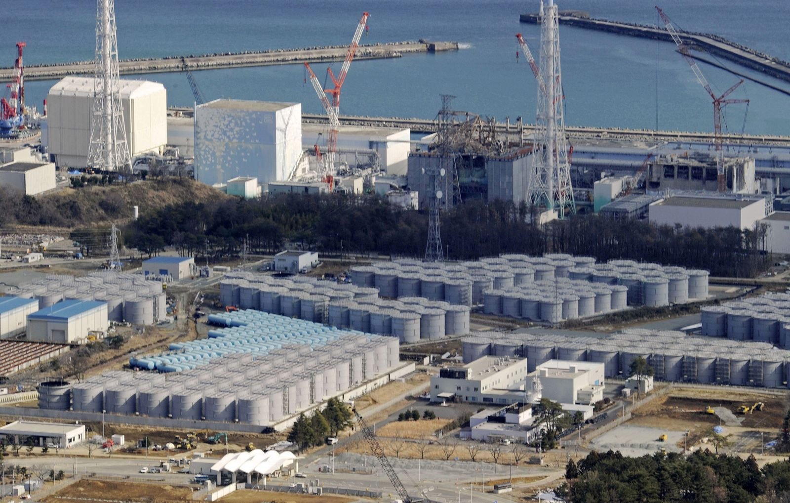 Fukushima / Alltag