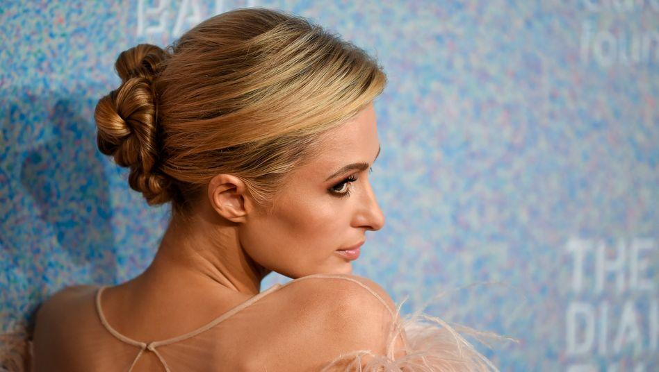 Paris Hilton (Archivbild): Schmerzhafte Vergangenheit