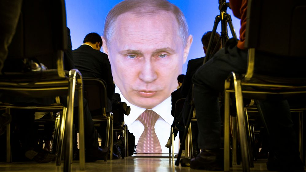 Photo Gallery: A Closer Look at Putin's Russia