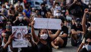 Brasilianer demonstrieren nach Tod von schwarzem Jungen