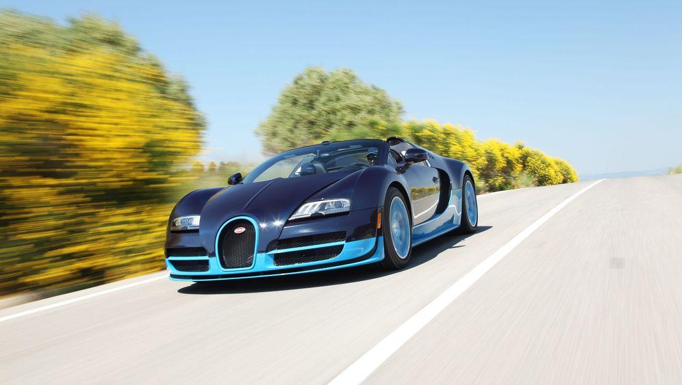 Bugatti Veyron 16.4 Vitesse: Extremist auf Rädern