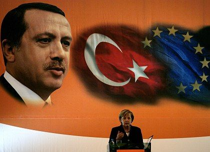 Turkey's road to the EU has always been a rocky one. But it may be getting even rockier.