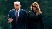 Donald und Melania Trump positiv auf Corona getestet