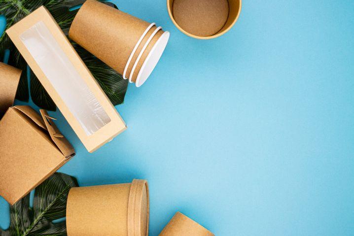 Produkte aus Bagasse und Bambus: Umweltfreundlichere Alternative zu Plastik.