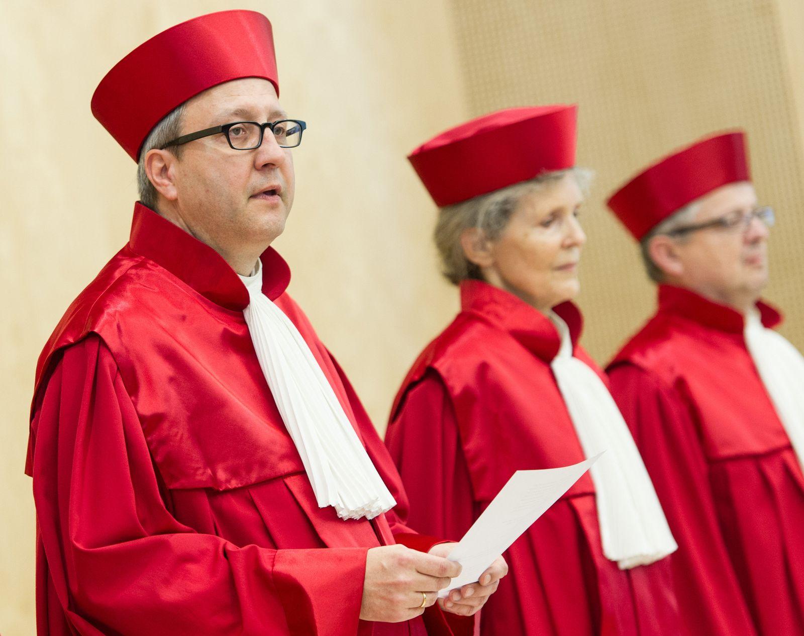 BVG-Urteil zur Drei-Prozent-Hürde