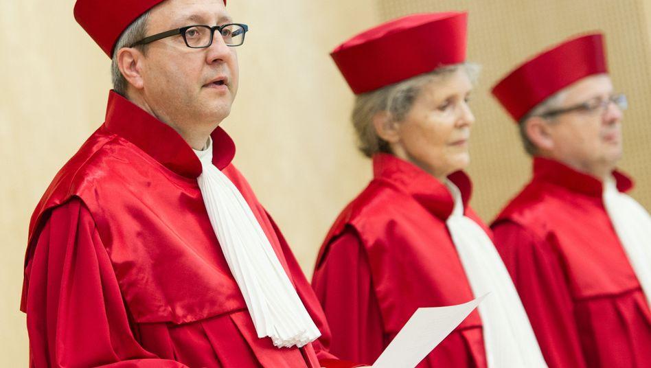 Zweiter Senat beim Bundesverfassungsgericht: Abschätziges Urteil für Europa