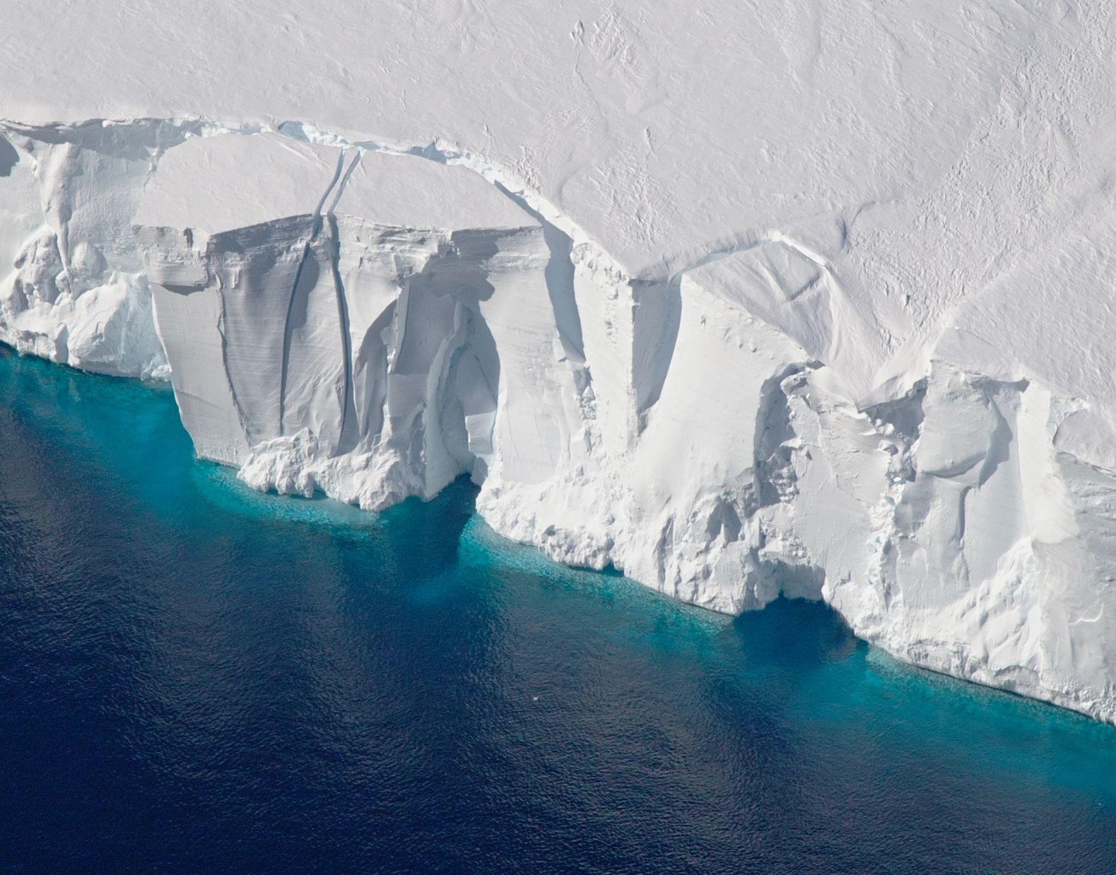 Eisverlust / Antarktis