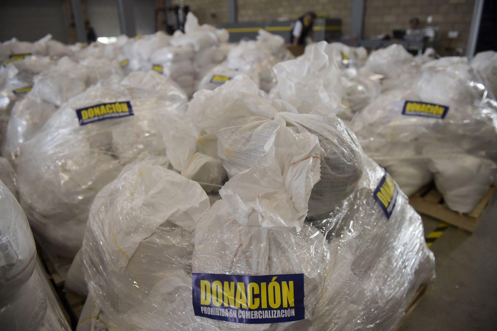 Venezuela: Humanitäre Hilfe Cúcuta