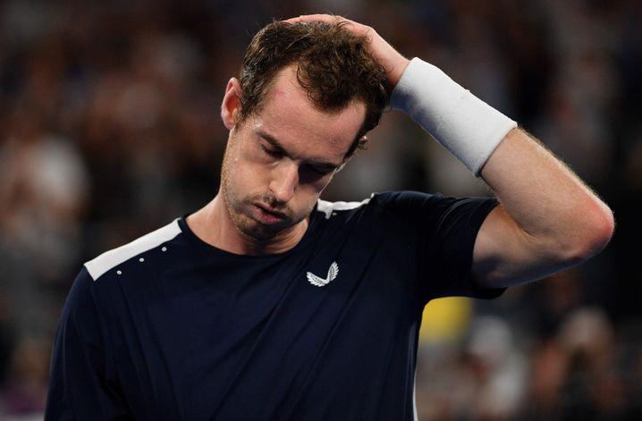 Tennisprofi Andy Murray