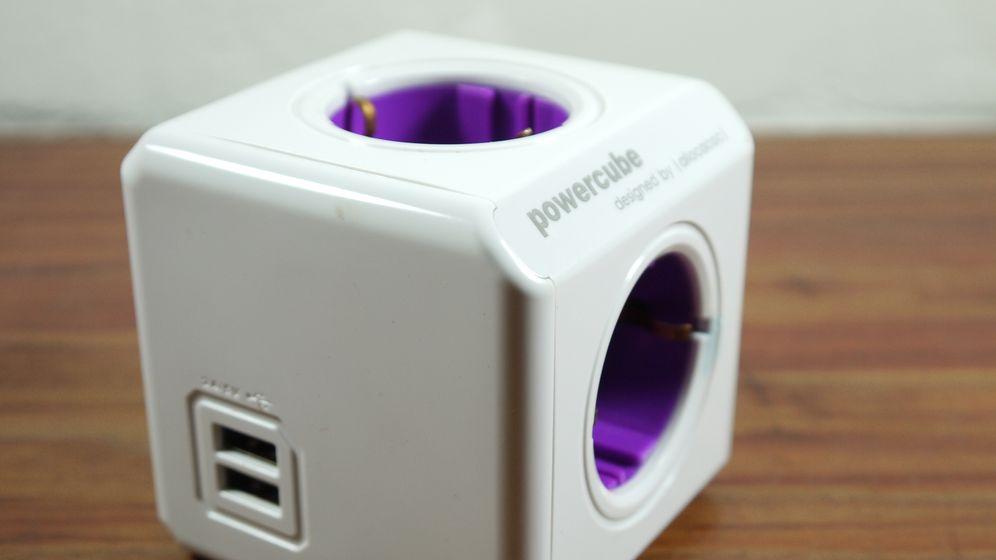Allocacoc Powercube Rewirable USB: Mehr als nur eine Mehrfachsteckdose