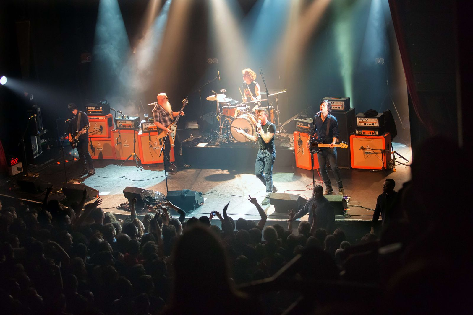 Frankreich/ Paris/ Terroranschlag/ Eagles of Death Metal