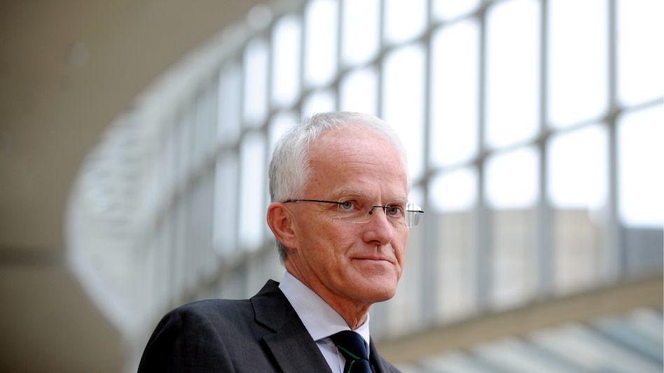 Noch-Ministerpräsident Rüttgers: Keine Lust auf die Kraft-Probe