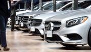 Deutsche Premiumhersteller verkaufen mehr Autos