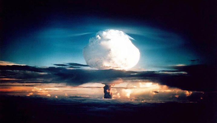 Nordkorea: Test angeblicher Wasserstoffbombe