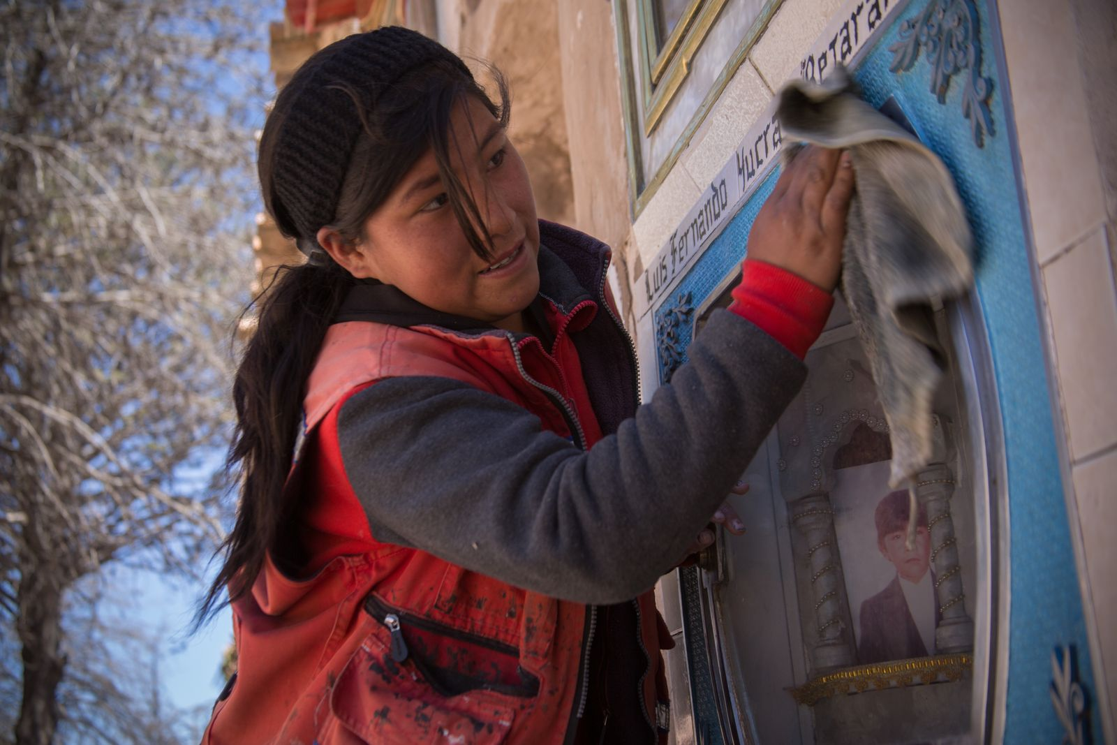 Kinderarbeit Bolivien / CRISTINA-8647