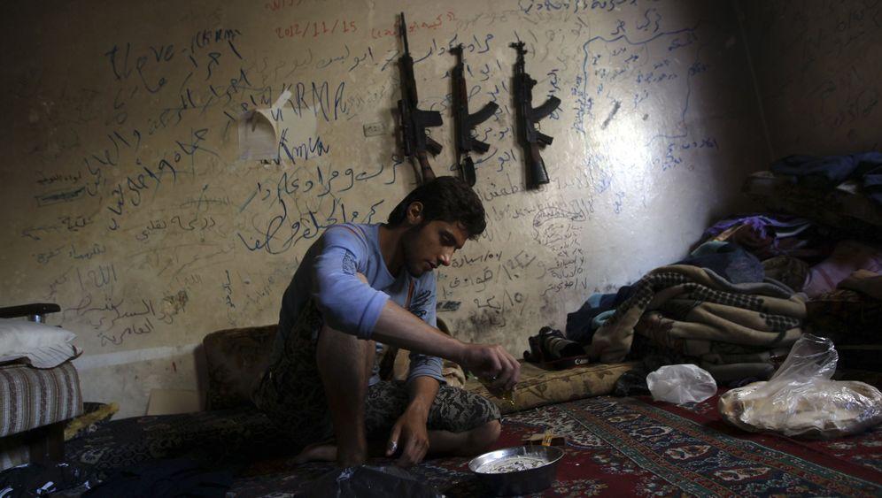 Photo Gallery: Syria Tops G8 Agenda