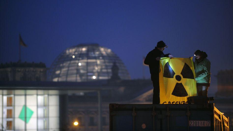 Anti-Atomkraft-Demo: Teure Politikwende