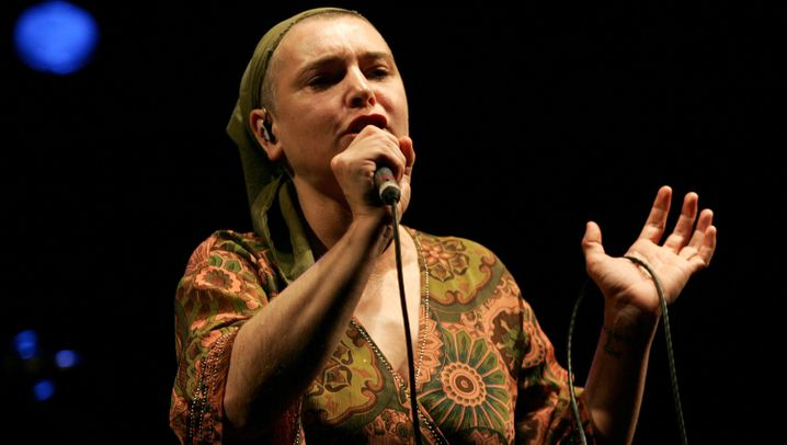 Sinéad O'Connor: Star mit Mission