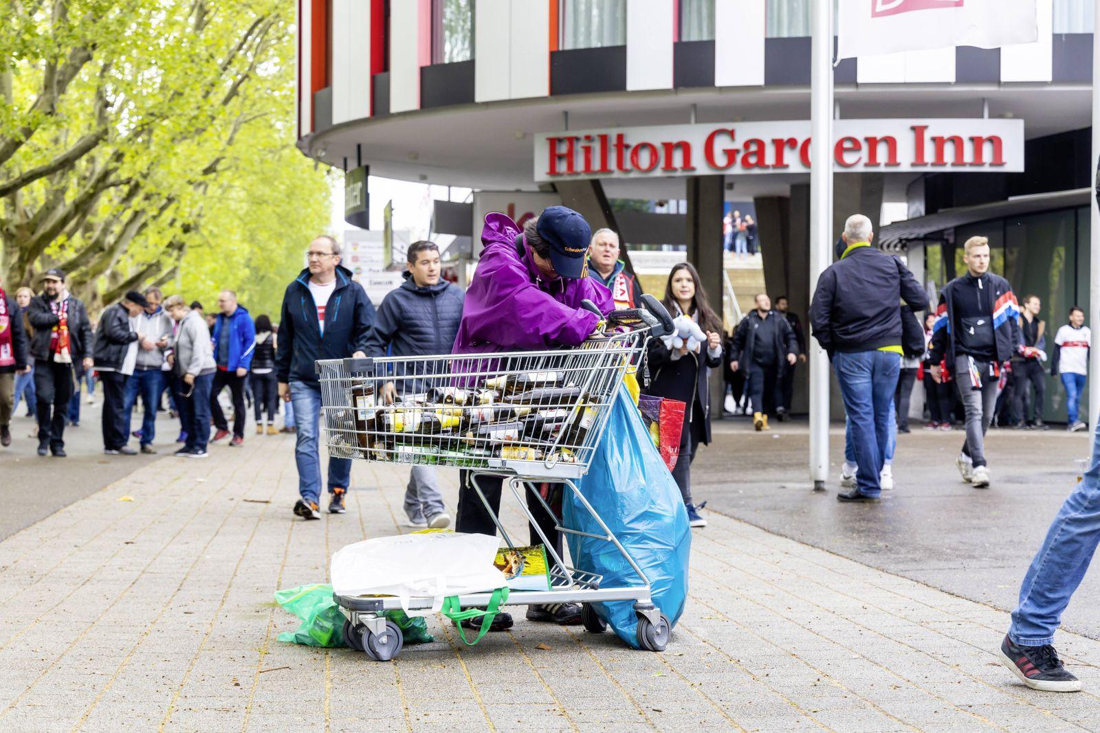 EINMALIGE VERWENDUNG Armut in Deutschland