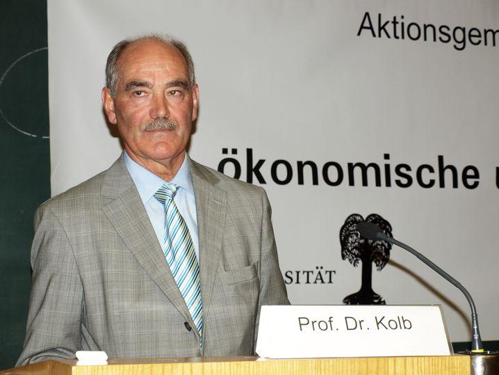 Frank Kolb ist emeritierter Professor für Alte Geschichte an der Uni Tübingen.