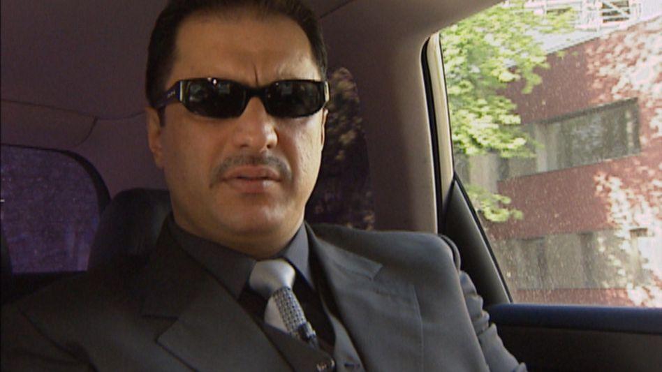 Mahmoud Al Zein, der »Pate« oder für Ermittler auch »der Dicke«