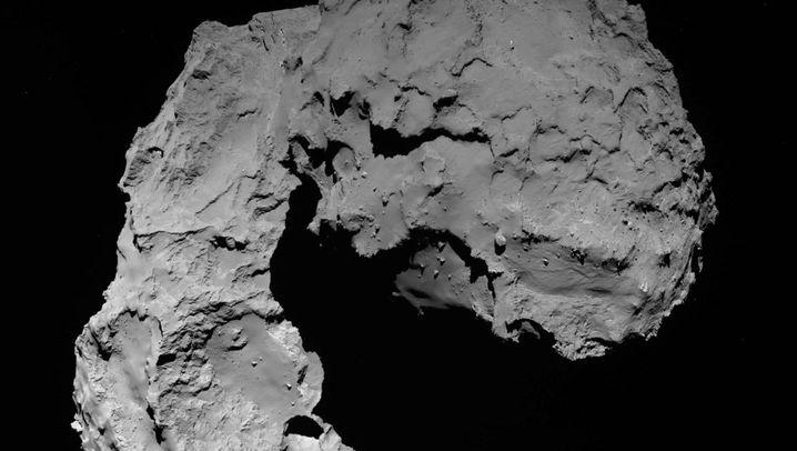 """""""Rosette""""-Missionsfinale: Liebesgrüße vom Kometen"""