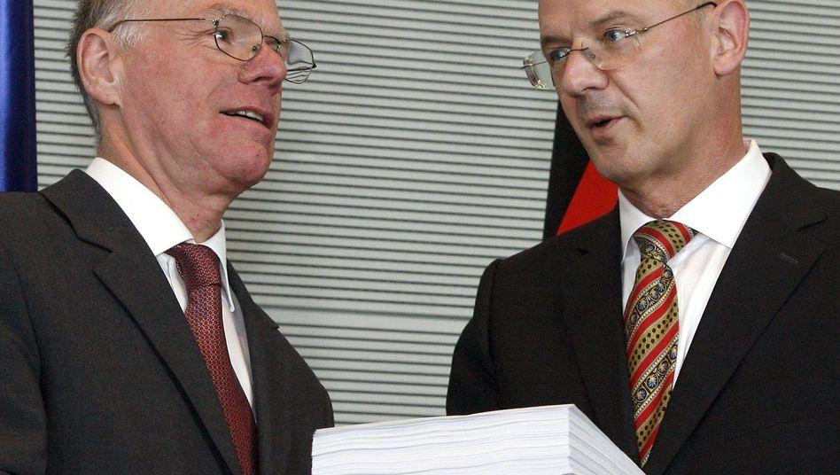 """Siegfried Kauder, CDU: """"Auch für sie gibt es Grenzen"""""""