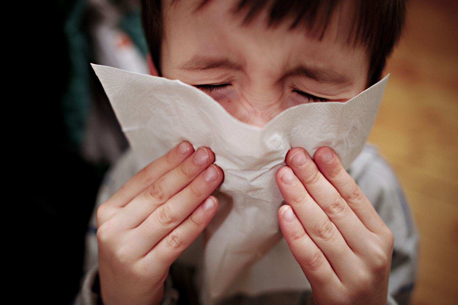 Grippewelle in NRW