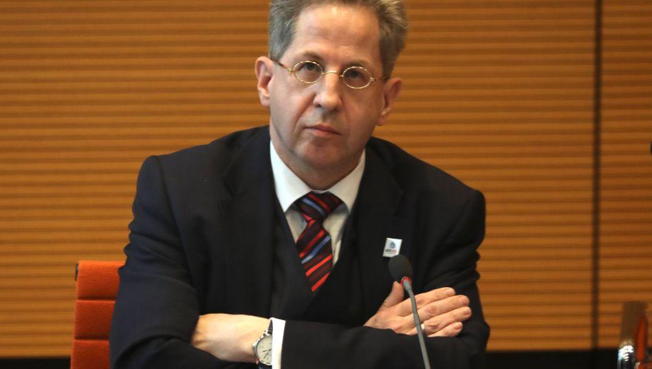 Ex-Geheimdienstchef Maaßen: Perfekter Stichwortgeber für FPÖ-Fans