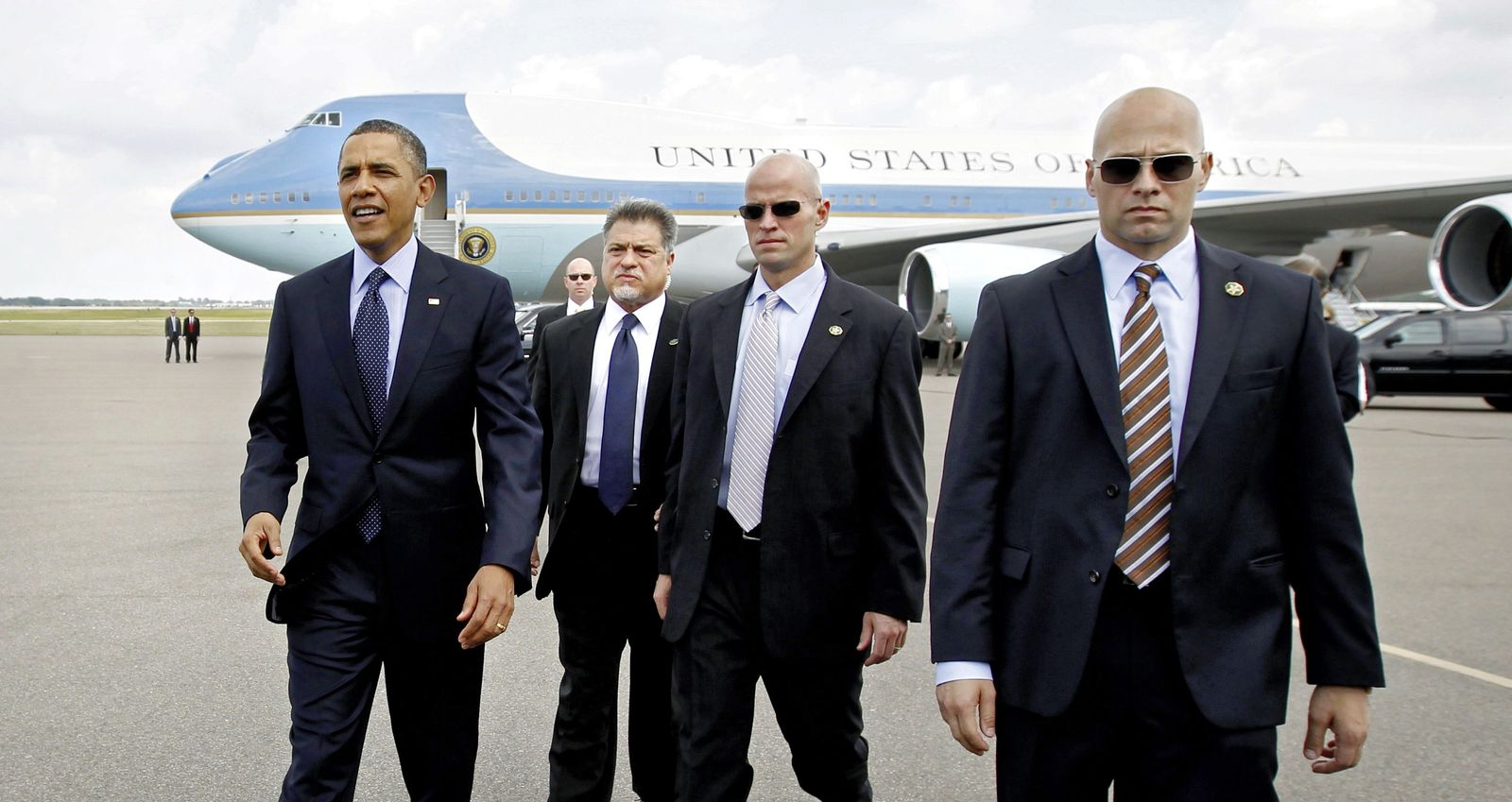 Obama/ Secret Service