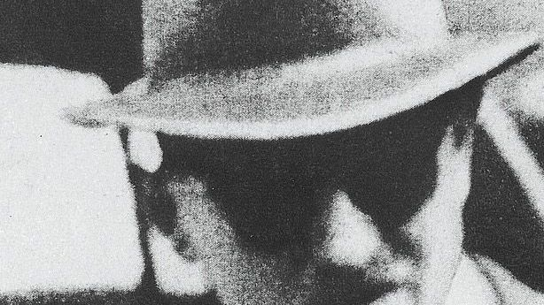 Geheimdienstchef Gehlen in Hannover 1958