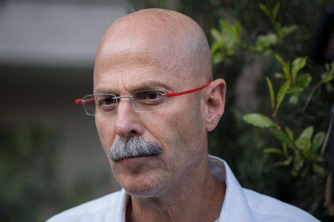 Verhandelt für Israel über Leben und Tod: Yaron Blum