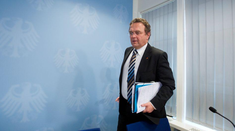 Fall Edathy: Friedrich will bei Ermittlungsverfahren zurücktreten