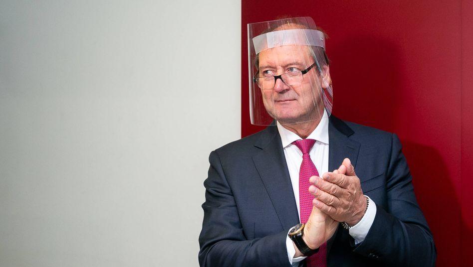 ViktorUspaskich, Europaparlamentarier und Populist aus Litauen