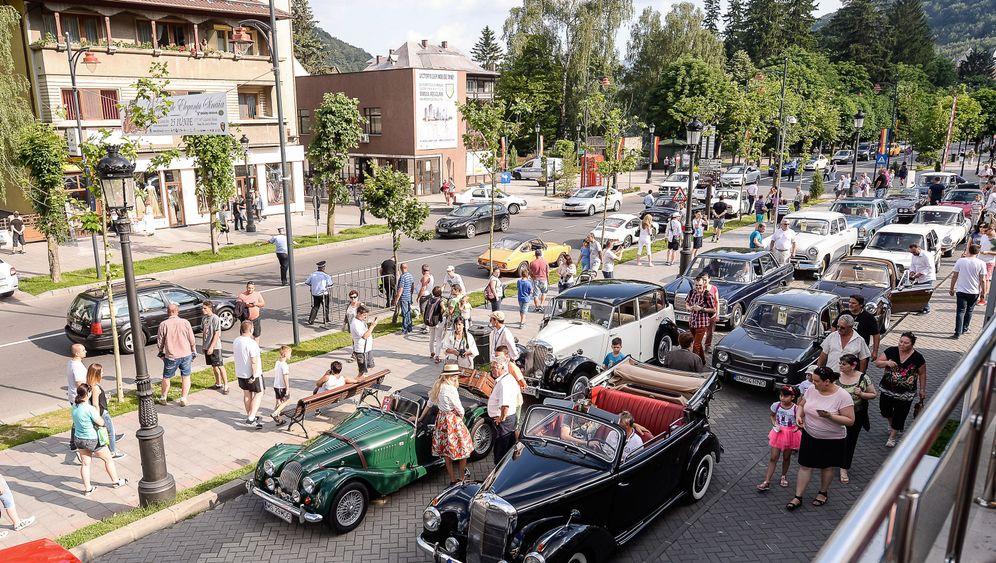 Rumänische Oldtimerszene: Klassiker in den Karpaten