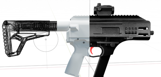 Guns from the 3D Printer: The Shadowy, Homemade Weapons Community Just Keeps on Growing