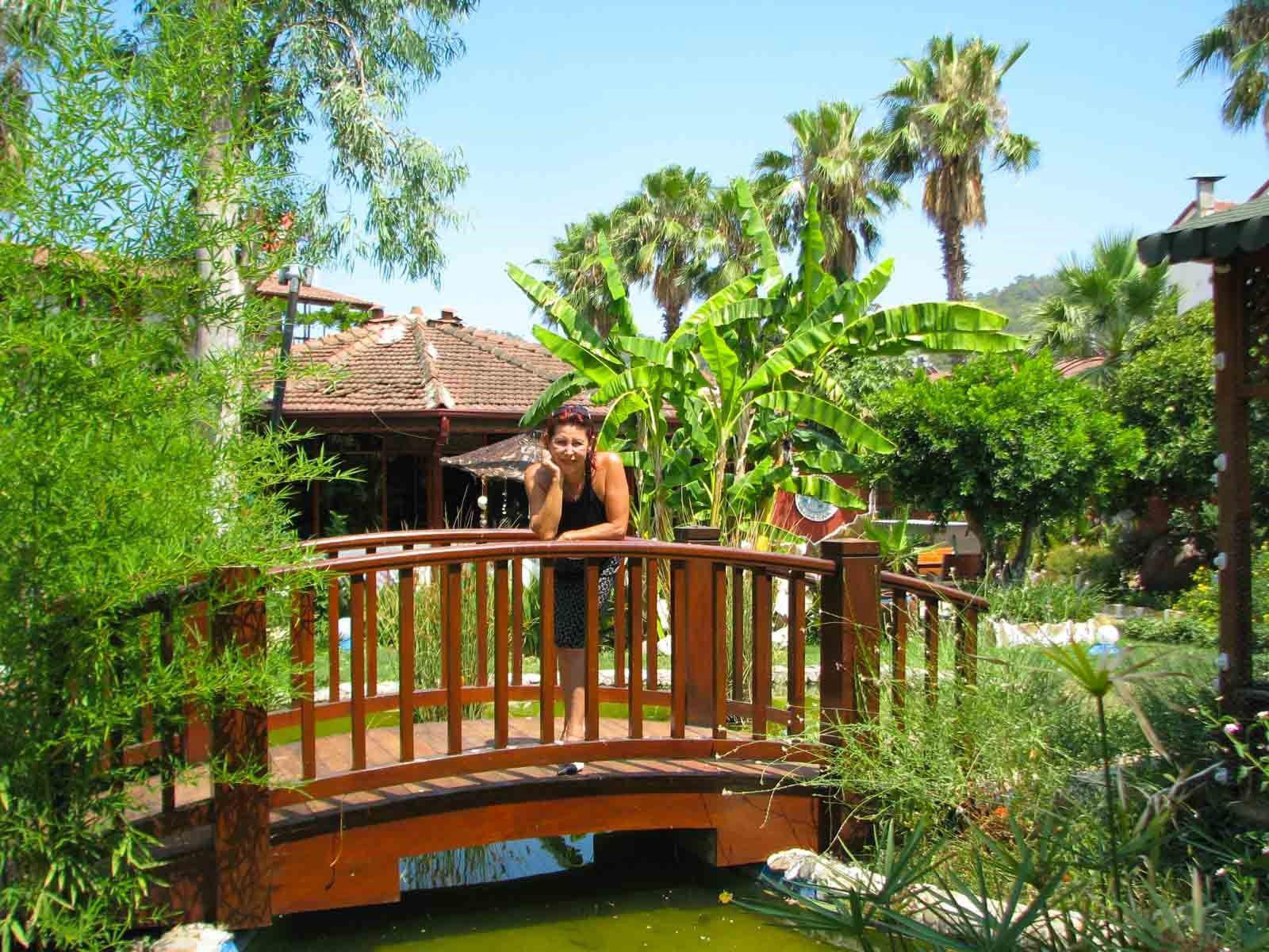 EINMALIGE VERWENDUNG Erendiz Garten Hotel