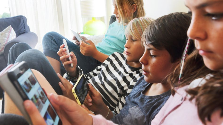 Tablet und Smartphone: Sie könnten die Konzentrationsfähigkeit von Kindern fördern