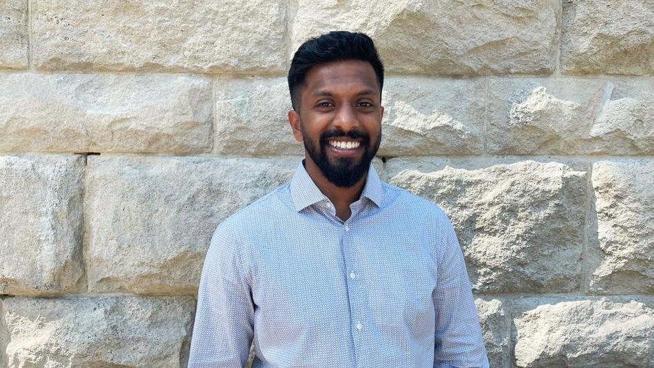 Bauingenieur Athiparan Muthulingam: »An der Uni lernt man so was nicht«