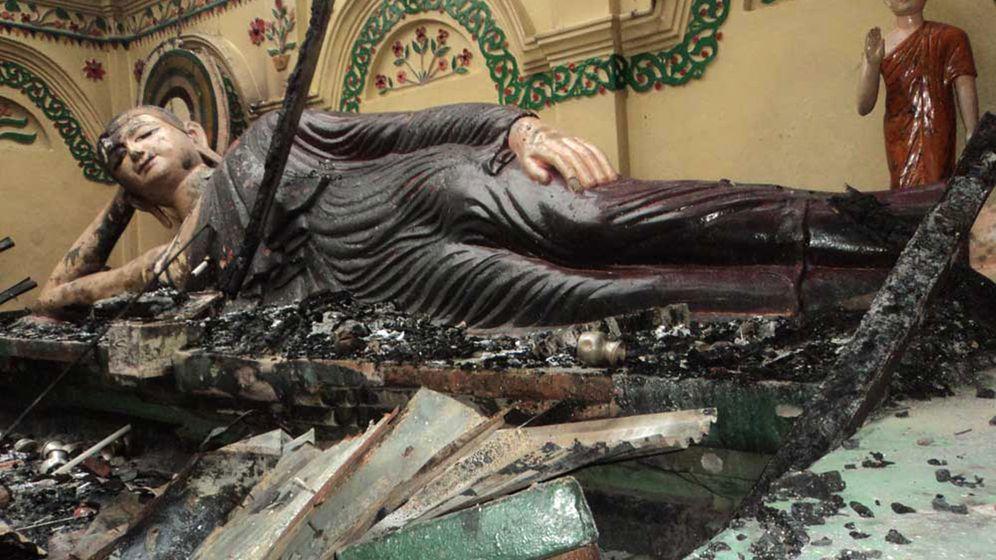 Bangladesch: Konflikt zwischen Muslimen und Buddhisten
