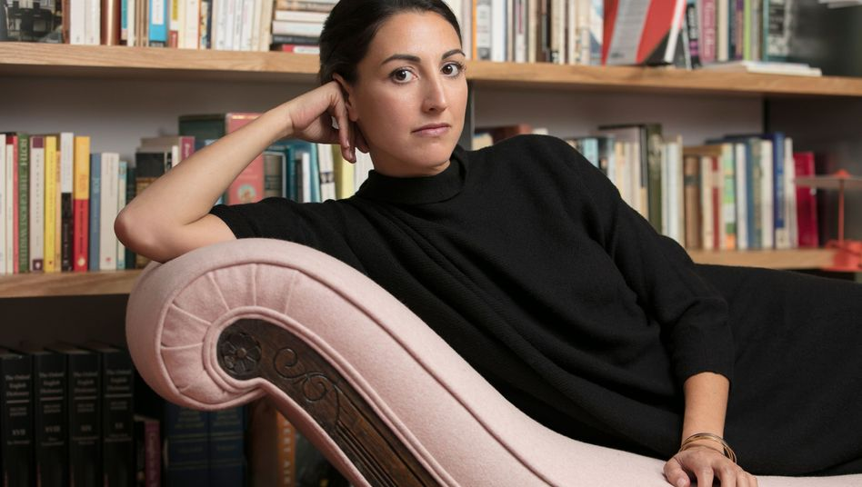 Autorin Violaine Huisman
