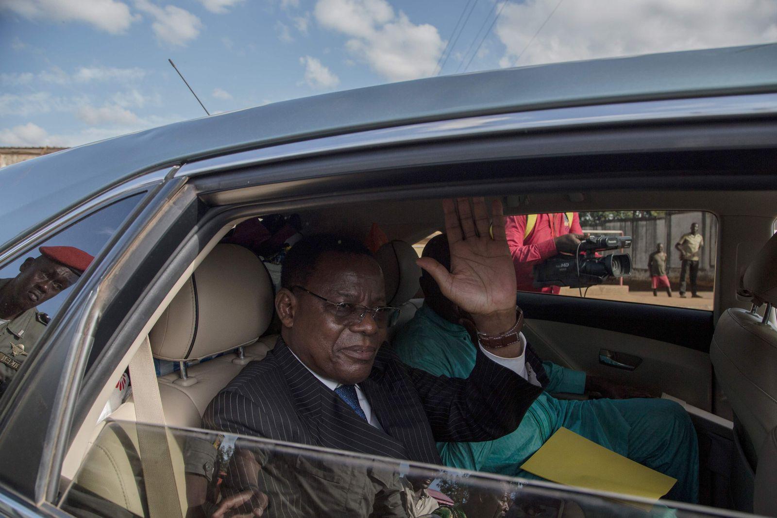Maurice Kamto Kamerun