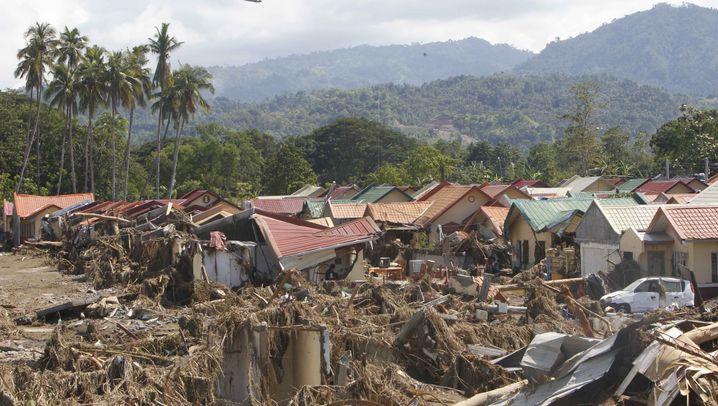 Philippinen: Chaos und Angst