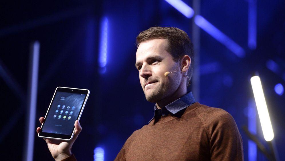 Der iPad-mini-Klon: Nokias Android-Tablet N1