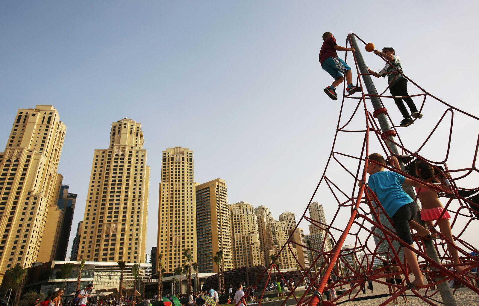 Vereinigte Arabischen Emiraten/ Kinder