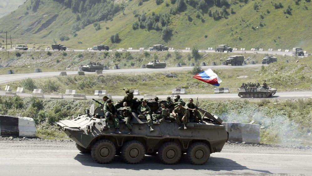 Kaukasus: Fünf-Tage-Krieg im Kaukasus
