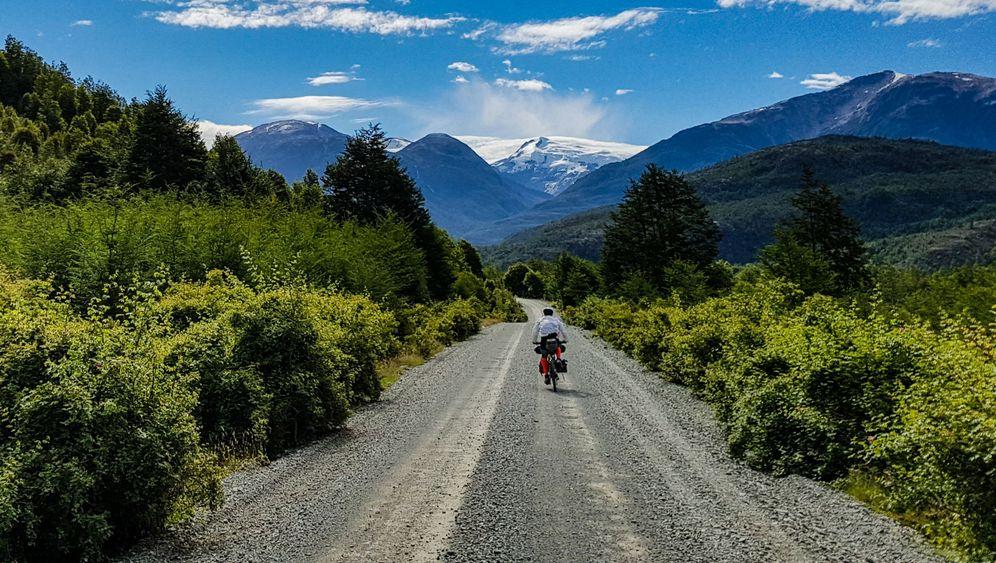 Patagonien per Rad: Waschbrettpisten und Whiskey on the rocks