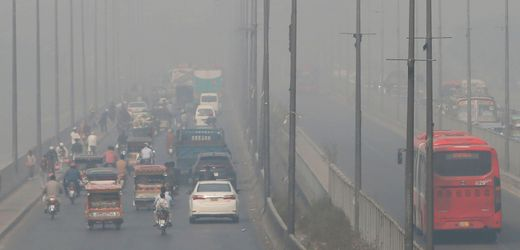 Klima: Uno meldet Kohlendioxid-Rekord in der Atmosphäre