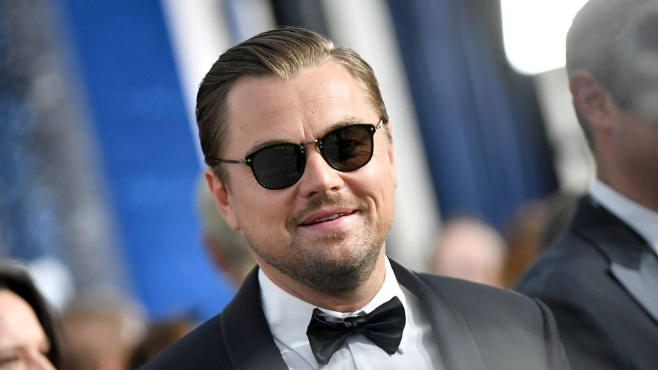 Hollywoodstar DiCaprio (Archivbild): Glaubt an den Erfolg von In-vitro-Fleisch